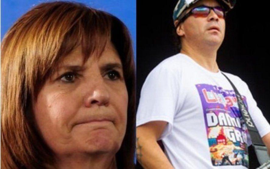 """Bullrich dijo que los pobres """"arman un grupo de cumbia para sobrevivir"""" y Pablo Lescano le respondió"""
