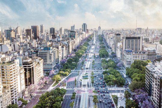 Buenos Aires fue elegida en el puesto más alto de las ciudades turísticas de Latinoamérica y #35 en el mundo.