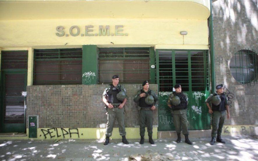 Con cambios en la intervención, la Justicia acelera los plazos para la normalización del SOEME