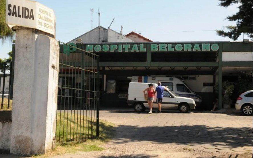 A este hospital ingresó sin vida la víctima
