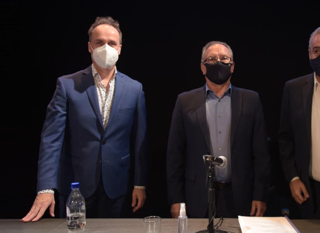 Alberto Descalzo y Pablo Descalzo: intendentes de Ituzaingó