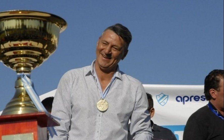 Pedro Monzón: un finalista de Italia '90, entre la incertidumbre laboral y el ascenso