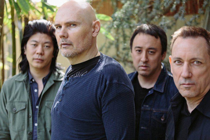 The Smashing Pumpkins lanzaron nuevo disco