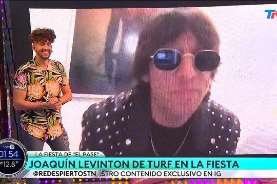 La fiesta de el pase: Incómodo momento con Joaquín Levinton en el programa de TN