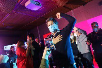 Facundo Manes obtuvo el 39,81% de los votos en la interna de Juntos en las elecciones PASO. Con 0,18% más, podría obtener 3 lugares más entre los primeros 20 de la lista.