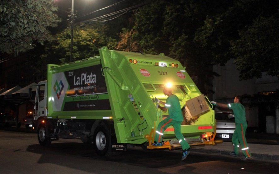 La Plata: Enterate cómo funcionan los servicios municipales durante el 1° de mayo