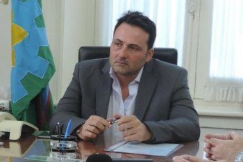 El intendente de Chacabuco, Víctor Aiola, se quejó por la falta de vacunas