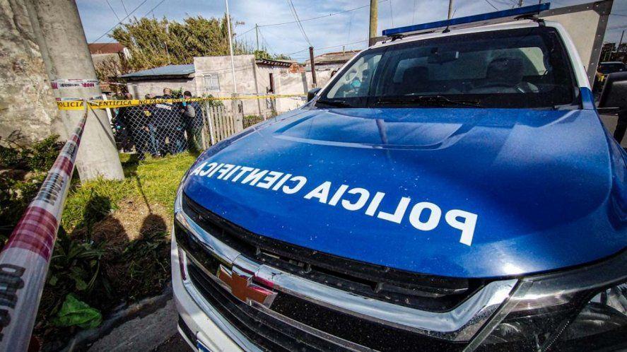 El doble crimen fue descubierto esta mañana en Mar del Plata