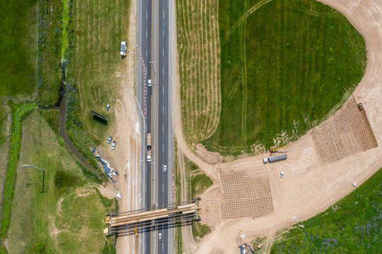 anuncian cortes en un tramo de la autopista la plata ? buenos aires: el cronograma y los desvios