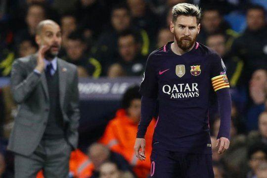 Manchester City saca un cuerpo de ventaja en la carrera por Messi. El reencuentro con Guardiola sería clave