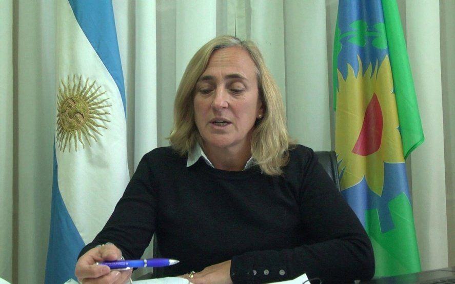 Finalmente, Sandra Mayol se presentó al Concejo pero no respondió preguntas