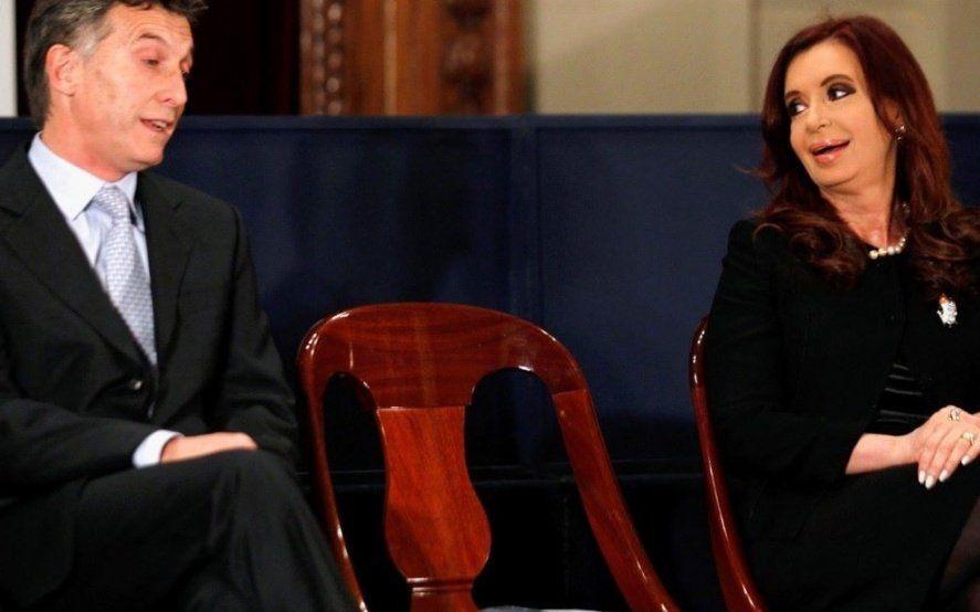 """Macri sobre CFK: """"Cada vez que pronostiqué algo de lo que iba a hacer la ex Presidenta, no acerté"""""""