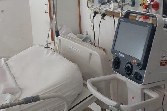 Hospital San Juan de Dios de La Plata suma 10 nuevas camas