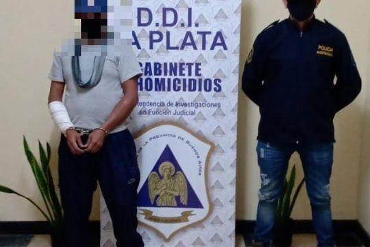 El hombre detenido tiene 48 años y lo detuvo la DDI de La Plata