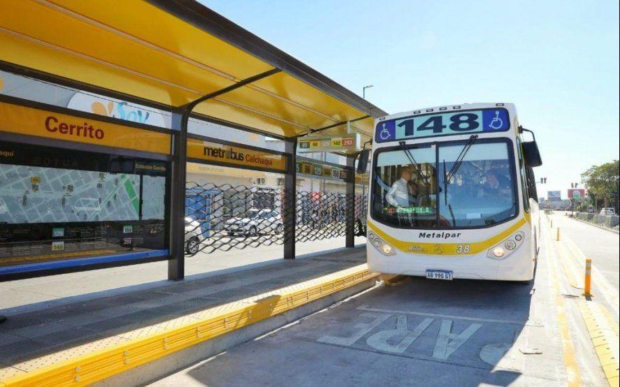 El gobierno anunció que para fines de mayo estará en funcionamiento el Metrobus de Quilmes