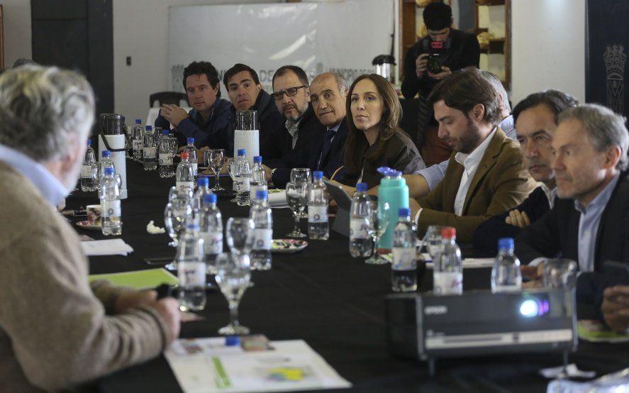 Vidal piensa movimientos en su Gabinete en torno a un segundo mandato