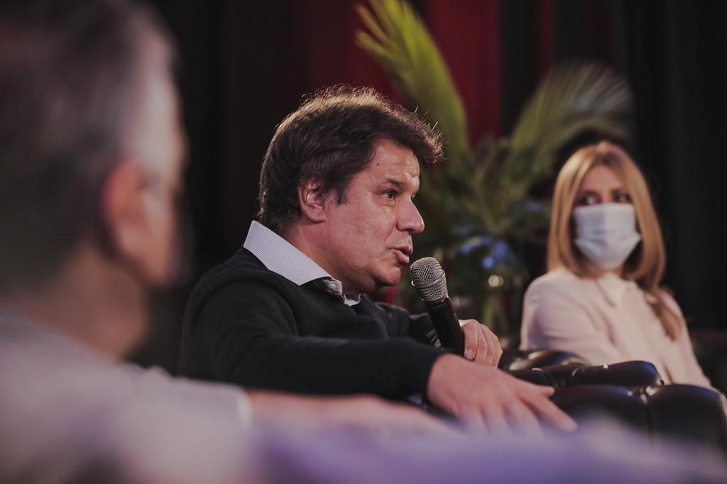 Facundo Manes puede alinear a Gustavo Posse en la UCR