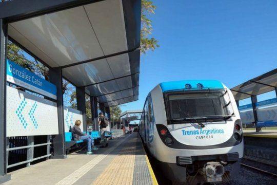 el tren belgrano sur vuelve a circular con normalidad despues de una falla tecnica en lugano