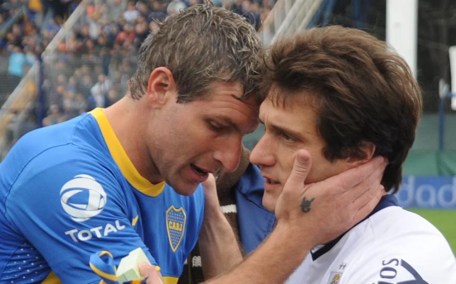 A 9 años del último partido oficial de Palermo: en su ciudad y siendo verdugo de Guillermo