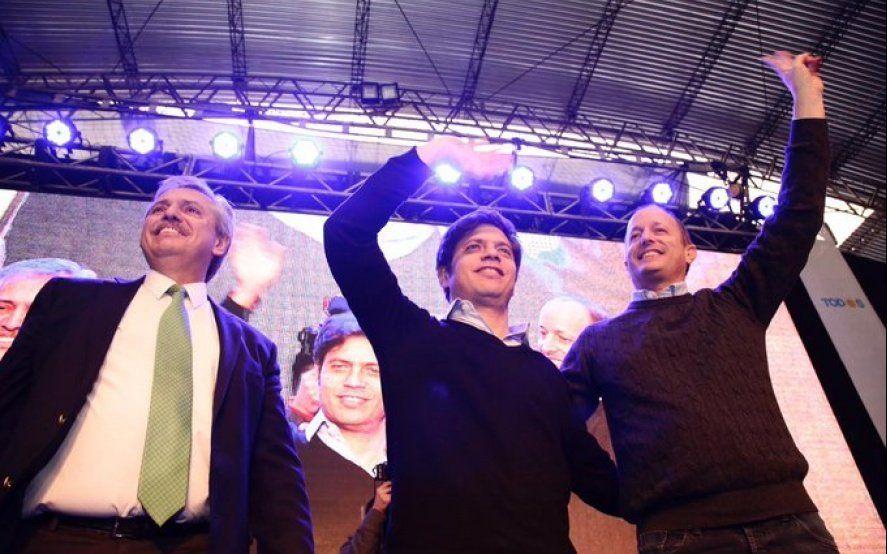 Insaurralde junto a Alberto en el debate: Macri mintió e hizo promesas incumplibles