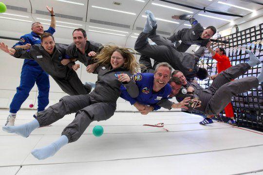 El concurso llega a la UNLP por primera vez y los ganadores podrán experimentar un entrenamiento de vuelo de astronautas.