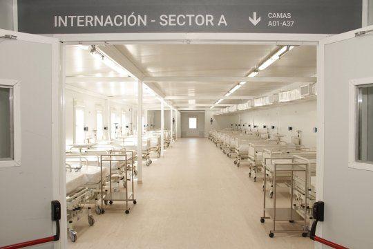 La Provincia intenta fortalecer el sistema de salud pública