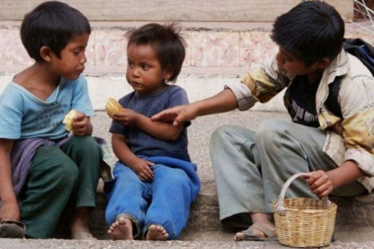 la uca alerto sobre el aumento del trabajo infantil en medio de un nuevo pico de pobreza