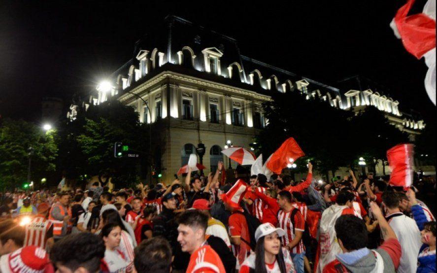 Estudiantes en uno: reviví el paso a paso de un día histórico