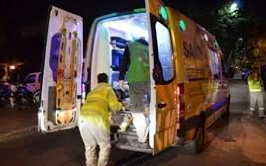 Esquina peligrosa: chocaron dos veces en el mismo día y hubo dos motociclistas heridos