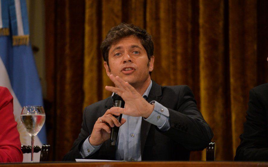 Kicillof aseguró que hay que bonistas que ya aceptaron la postergación del pago y confía en una solución constructiva