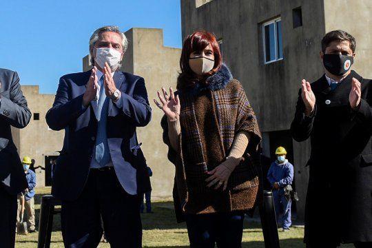 Alberto Fernández viaja a Europa y Cristina se hace cargo del Gobierno