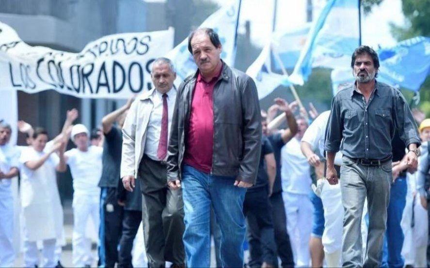 """""""Campaña mediática antisindical"""": Gremios unidos contra """"El Tigre Verón"""" y spots electorales"""