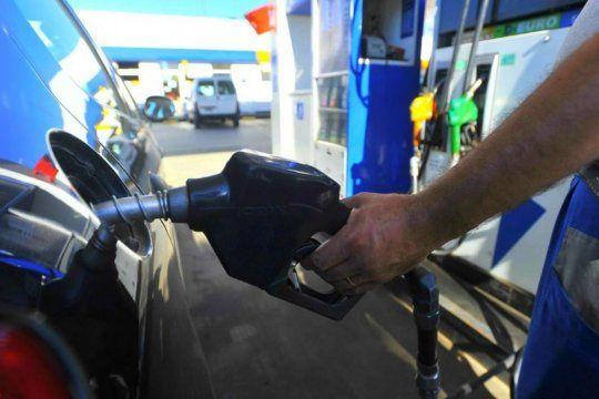 Aumentó la nafta en torno a 1,2% en algunas estaciones deservicio