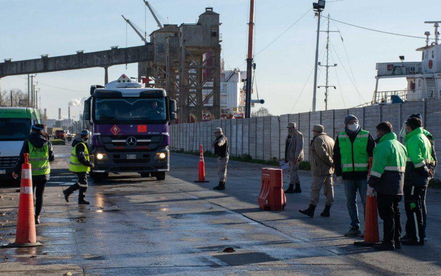 Por primera vez, ARBA fiscaliza puertos de la Provincia