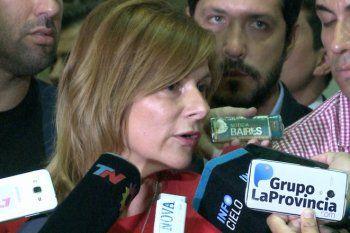 Florencia Saintout, diputada provincial por La Plata