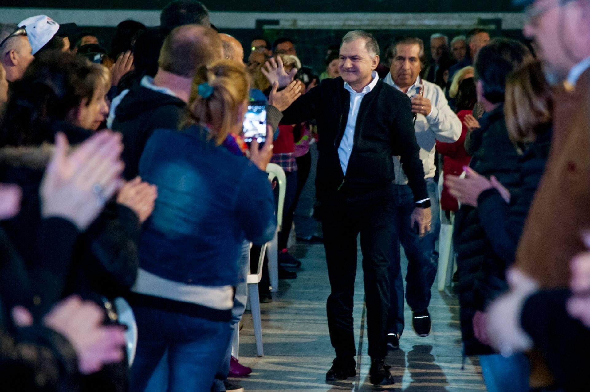 Julio Pereyra, el jefe del peronismo en FLorencio Varela, en jaque.