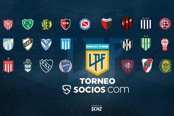 Liga Profesional: los partidos liberados de la fecha 13