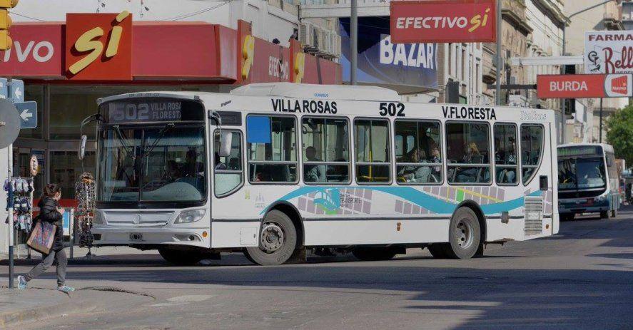 El transporte en Bahía Blanca otra vez en la mira.