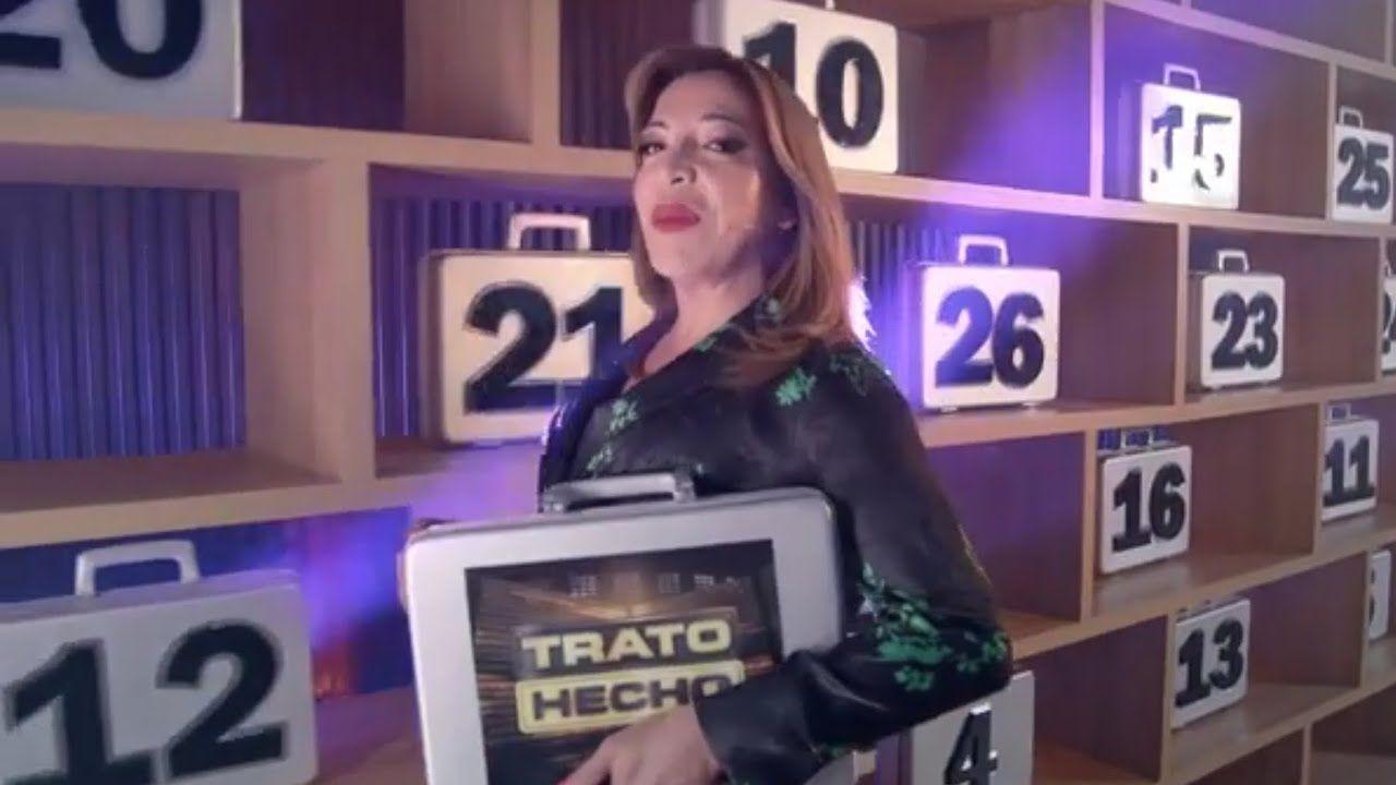 Lizy Tagliani desmintió una denuncia de estafa en Trato Hecho