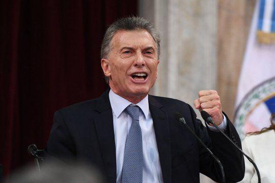 A Mauricio Macri le pidieron autocrítica, pero cuestionó al kirchnerismo y a sus socios políticos.