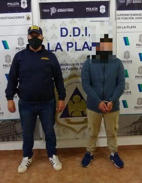 La Plata: batahola en el barrio El Mercadito en unos allanamientos