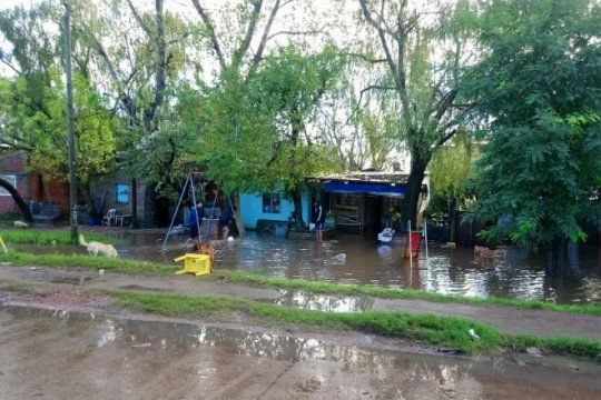la vuelta a casa: como estan hoy los barrios inundados y de que manera se asistio a los evacuados