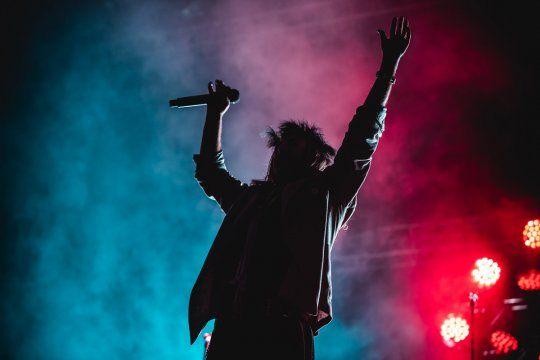 Los shows de música en vivo como antes, cada vez más lejos (Imagen de Babasonicos en el Cosquín Rock)