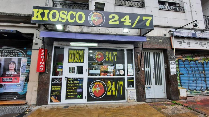 Kiosquero baleado en La Plata: una niña lo vio todo