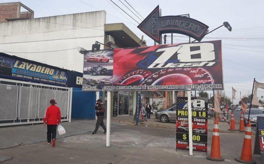 Desbaratan una banda que hacía delivery de marihuana y tenía un lavadero de autos como pantalla en Quilmes