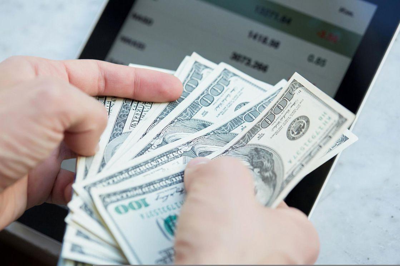 A cuánto cerró el dólar el jueves 21 de octubre