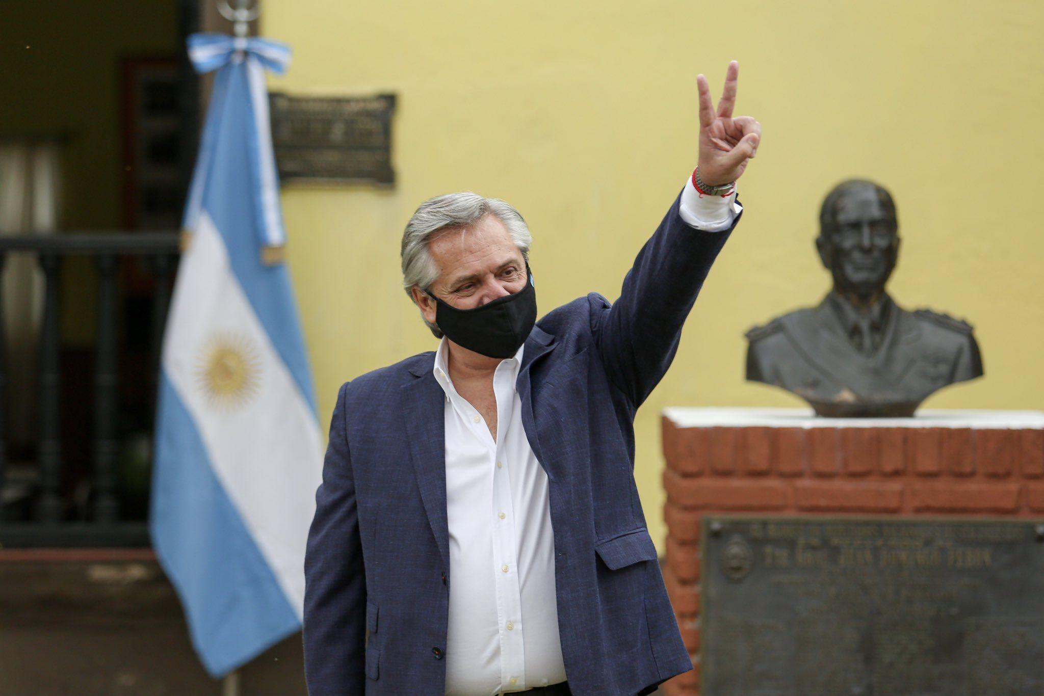 El Gobierno Nacional no hará el acto del Día de la Lealtad, el cual iba a encabezar  Alberto Fernández