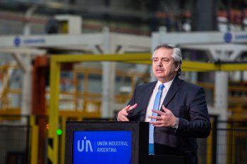 El presidente presenta un plan de inversiones en Cañuelas
