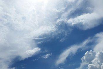 El cielo estará parcialmente nublado en la mayor parte de la Provincia