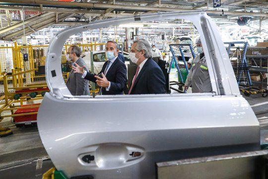 La producción de autos apunta a recuperar niveles prepandemia